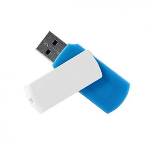 Фото Накопитель GoodRAM Colour Mix 128GB USB 2.0 Blue/White (UCO2-1280MXR11)