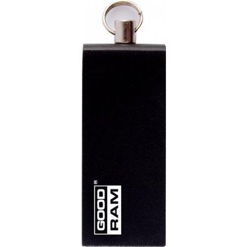 Фото Накопитель GoodRAM CUBE 8GB USB 2.0 Black (UCU2-0080E0R11)