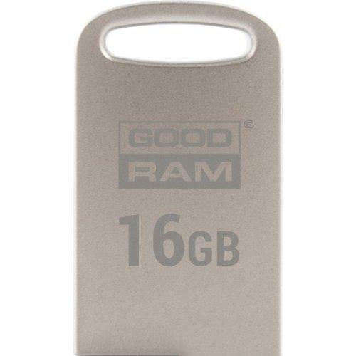 Фото Накопитель GoodRAM Point 16GB USB 3.0 Silver (UPO3-0160S0R11)