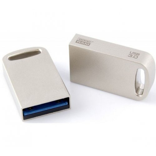 Фото Накопитель GoodRAM Point 64GB USB 3.0 Silver (UPO3-0640S0R11)