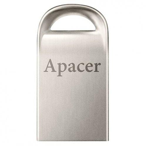 Фото Накопитель Apacer AH115 16GB USB 2.0 Silver (AP16GAH115S-1)