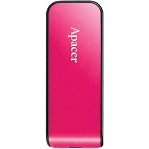 Купить USB Flash, Apacer AH334 8GB USB 2.0 Pink (AP8GAH334P-1)