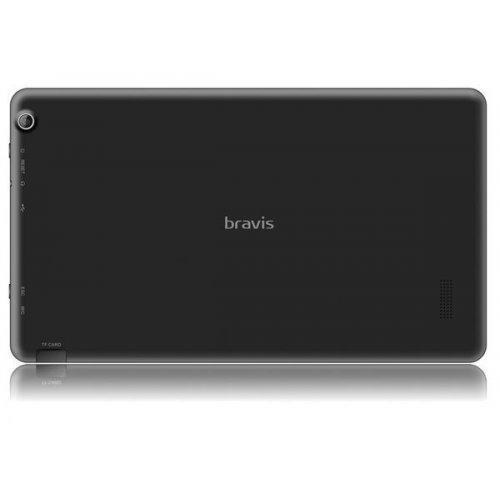 Фото Планшет Bravis NB102 Black (битые пикселы в нижней части экрана)