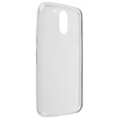 Фото Чехол Чехол DIGI Clean Grid для Motorola Moto G4/G4 Plus Transparent