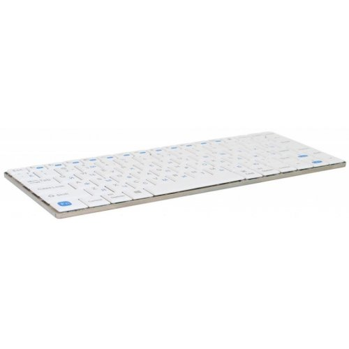 Фото Клавиатура Gembird KB-P6-BT-W-UA Bluetooth White