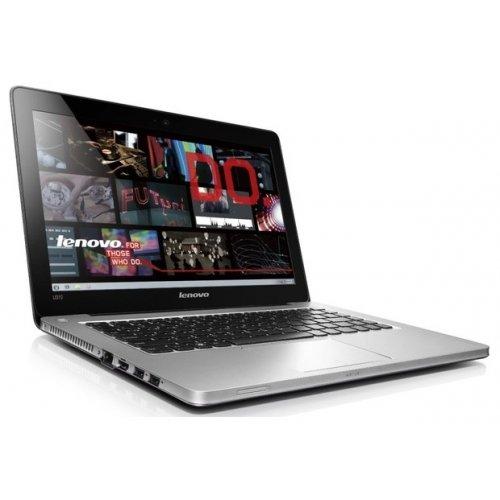 Фото Ноутбук Lenovo IdeaPad U310 (59-347266) Gray
