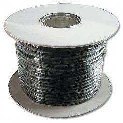 Фото Бухта телефонного кабеля Digitus 100m Phone cable (AK-460700-100-S) Black