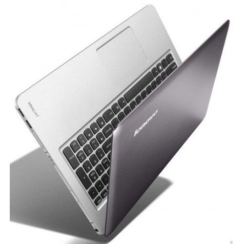 Фото Ноутбук Lenovo IdeaPad U510 (59-355885) Gray
