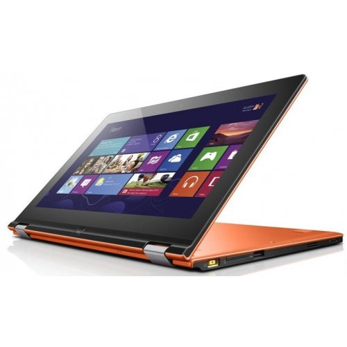 Фото Ноутбук Lenovo IdeaPad Yoga 11 T30 (59-359551) Orange