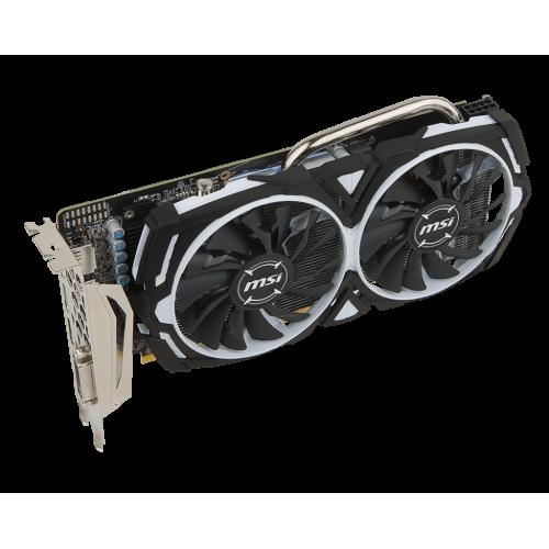Фото Видеокарта MSI Radeon RX 470 Armor OC 4096MB (RX 470 ARMOR 4G OC)