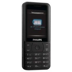 Фото Мобильный телефон Philips Xenium E181 Dual Sim Black