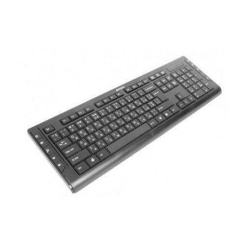 Фото Клавиатура A4Tech KD-600 USB Black