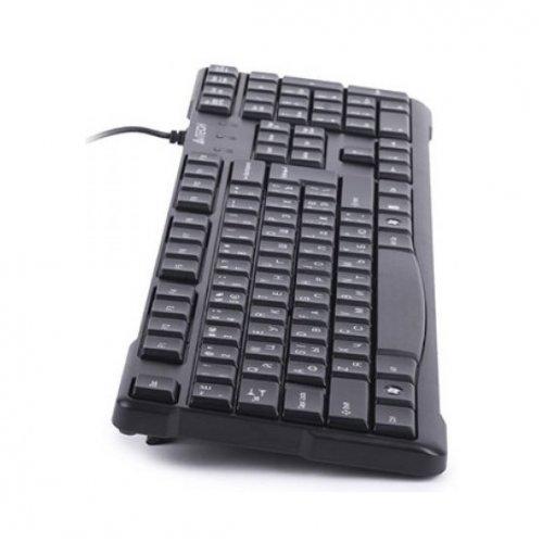 Фото Клавиатура A4Tech KR-750 PS/2 Black