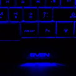 Фото Клавиатура SVEN Challenge 9300 USB Black
