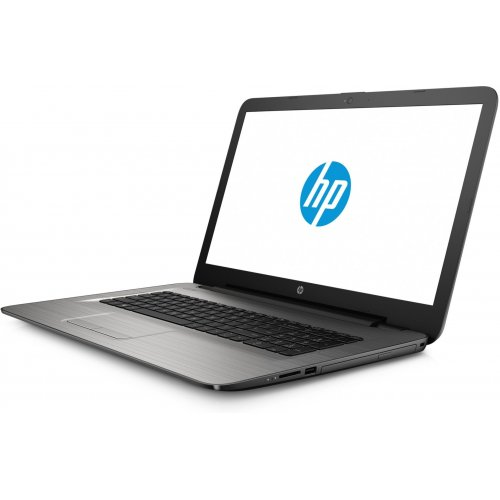 Фото Ноутбук HP 17-x028ur (Z3F86EA) Silver