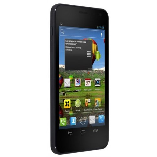 Фото Смартфон Fly IQ444 Diamond Black