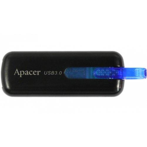 Фото Накопитель Apacer AH354 32GB USB 3.0 Black (AP32GAH354B-1)