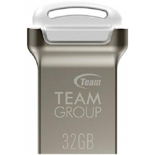 Фото Накопитель Team C161 32GB USB 2.0 White (TC16132GW01)