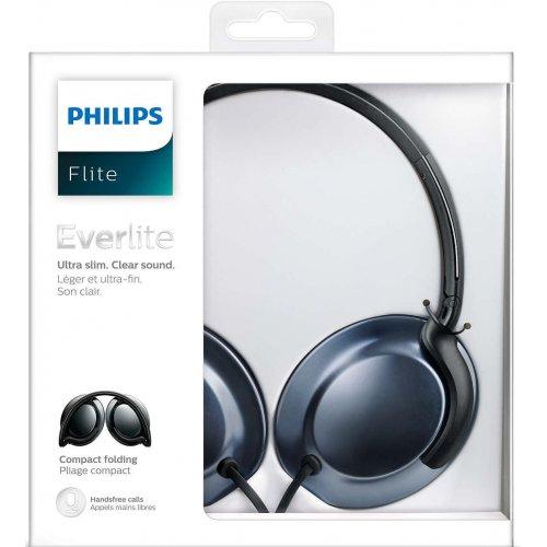 Фото Наушники Philips SHL4805DC Mic Dark Grey