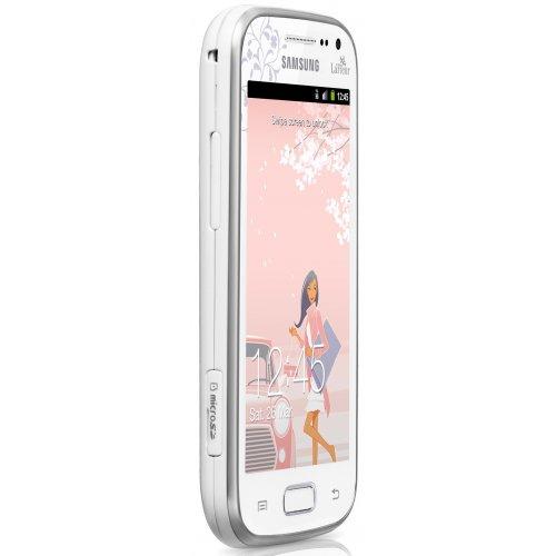 Фото Смартфон Samsung Galaxy Ace 2 I8160 White La Fleur