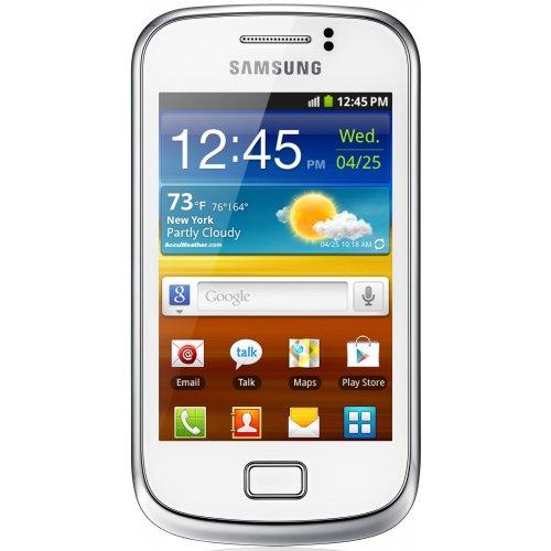 Фото Смартфон Samsung Galaxy Mini 2 S6500 Ceramic White