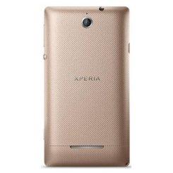 Фото Смартфон Sony Xperia E Dual C1605 Champagne