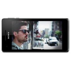 Фото Смартфон Sony Xperia V LT25i Black