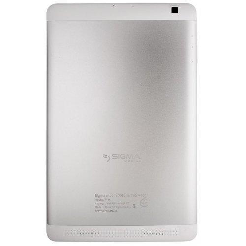Фото Планшет Sigma Mobile X-treame X-Style A101 Silver