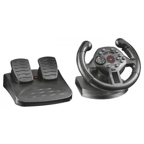 Фото Игровые манипуляторы Trust GXT 570 Racing Wheel (21684)