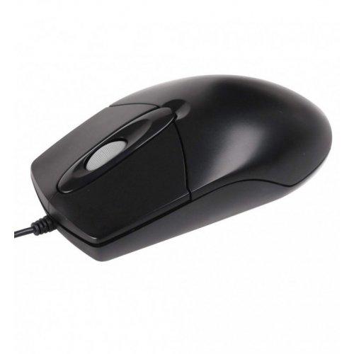Фото Мышка A4Tech OP-720 USB Black