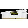 Corsair DDR4 16GB (2x8GB) 3000Mhz Vengeance LPX (CMK16GX4M2B3000C15W) White