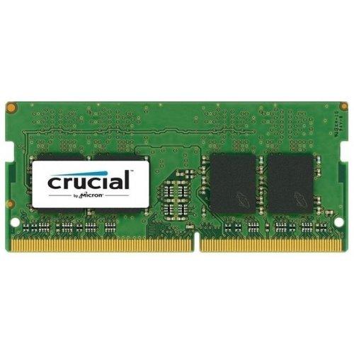 Фото ОЗУ Crucial SODIMM DDR4 8GB 2400Mhz (CT8G4SFS824A)