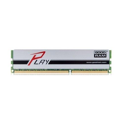 Фото ОЗУ GoodRAM DDR4 4GB 2400Mhz Play Silver (GYS2400D464L15S/4G)