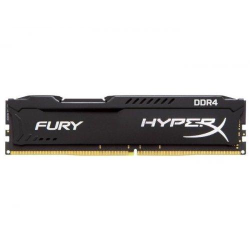 Фото ОЗУ Kingston DDR4 16GB 2400Mhz HyperX FURY Black (HX424C15FB/16)