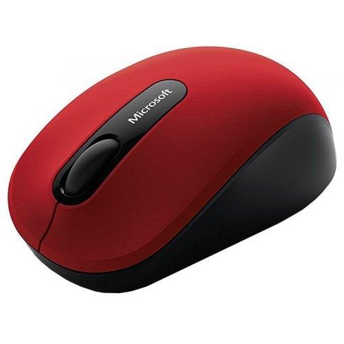 Фото Мышка Microsoft Bluetooth MSE3600 (PN7-00014) Red