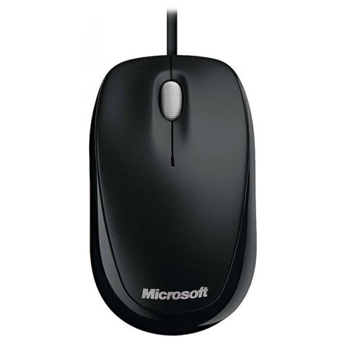 Фото Мышка Microsoft Compact 500 (U81-00083) Black