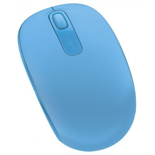 Фото Миша Microsoft Wireless Mobile 1850 (U7Z-00058) Blue