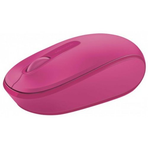 Фото Мышка Microsoft Wireless Mobile 1850 (U7Z-00065) Magenta