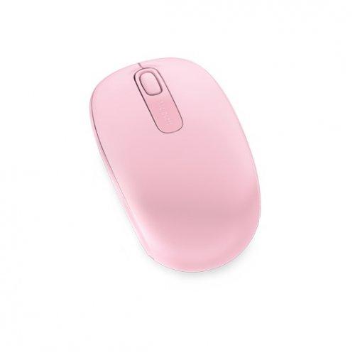 Фото Мышка Microsoft Wireless Mobile 1850 (U7Z-00024) Pink