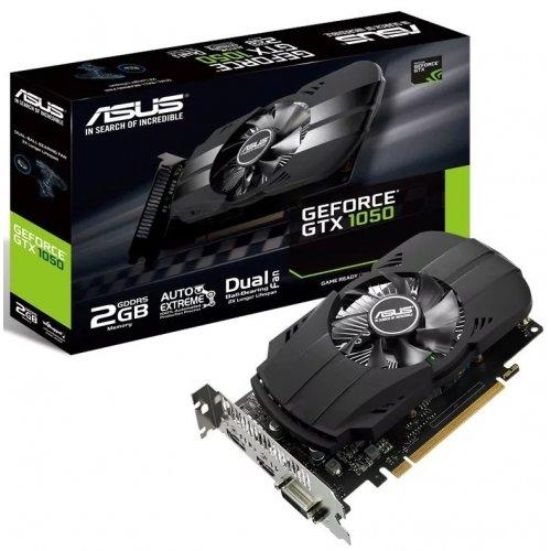 Фото Asus GeForce GTX 1050 Phoenix 2048MB (PH-GTX1050-2G)