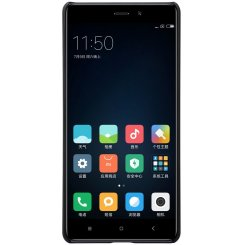Фото Чехол Nillkin Frosted Shield для Xiaomi Redmi 4 Black