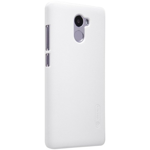 Фото Чехол Чехол Nillkin Frosted Shield для Xiaomi Redmi 4 White