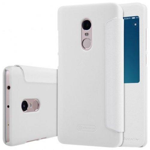 Фото Чехол Чехол Nillkin Sparkle Series для Xiaomi Redmi 4 White