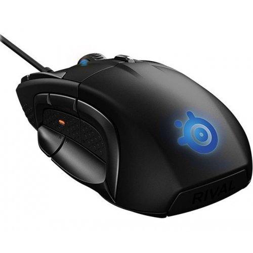 Фото Игровая мышь SteelSeries Rival 500 (62051) Black