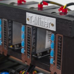 Фото Майнер T-Miner BTC Mini 470+ Black