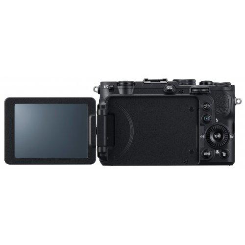 Фото Цифровые фотоаппараты Nikon Coolpix P7700 Black