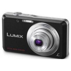 Фото Цифровые фотоаппараты Panasonic DMC-FS28EE-K Black
