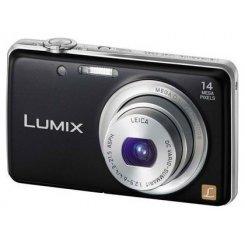Фото Цифровые фотоаппараты Panasonic DMC-FS40EE-K Black