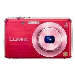 Фото Цифровые фотоаппараты Panasonic DMC-FS45EE-R Red