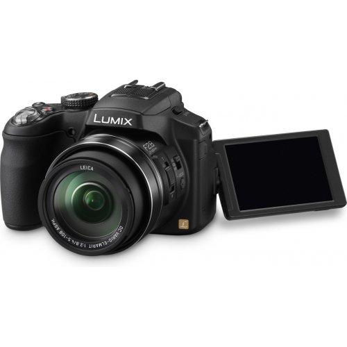 Фото Цифровые фотоаппараты Panasonic DMC-FZ200EE-K Black